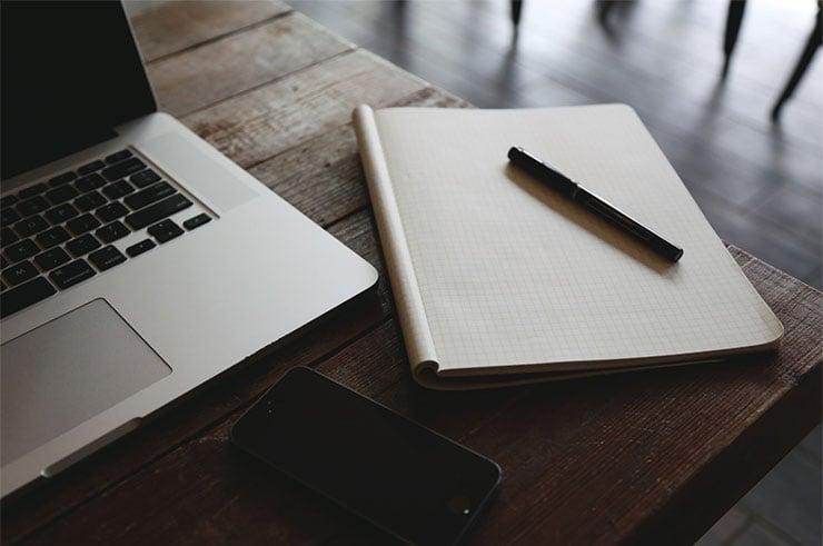 Blog Editor Notepad