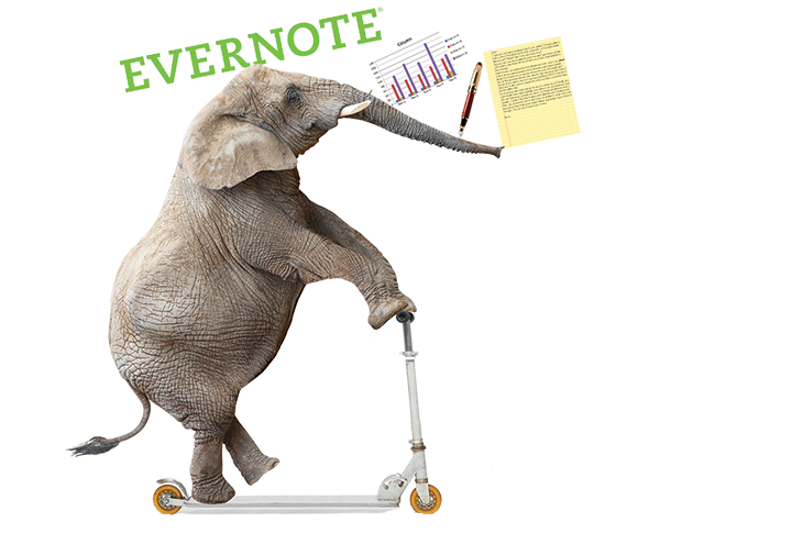 Evernote post