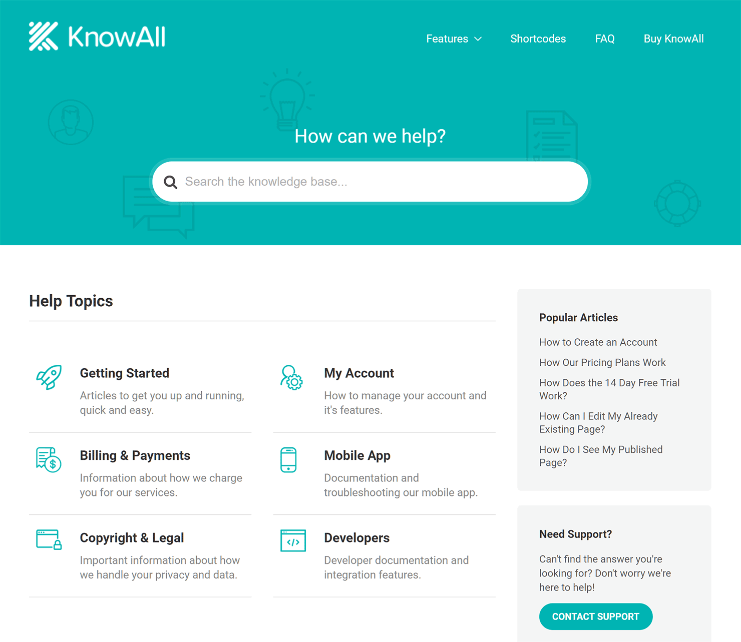 How To Create A Knowledgebase Or Faq For A Membership Site