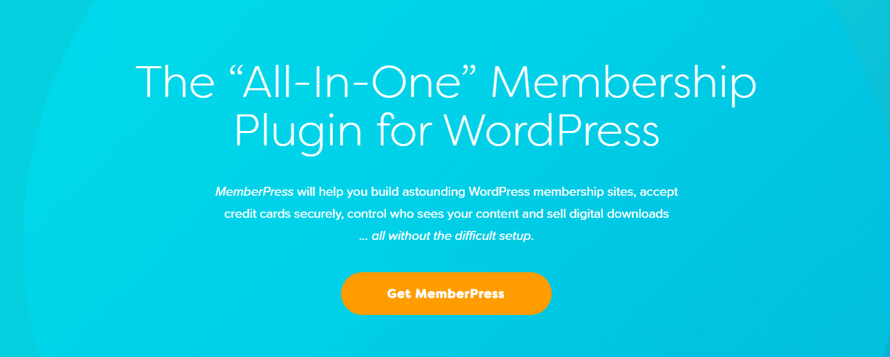 The MemberPress plugin.