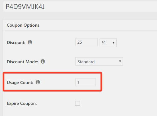 Coupon Case Examples Memberpress User Manual