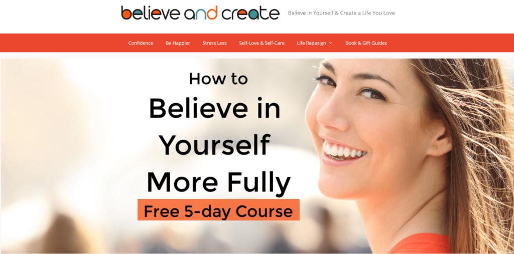 A self-improvement course focused on confidence.