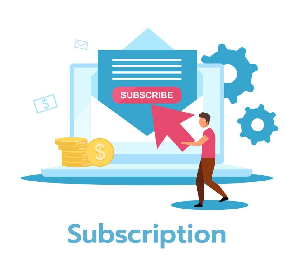 subscription memberships