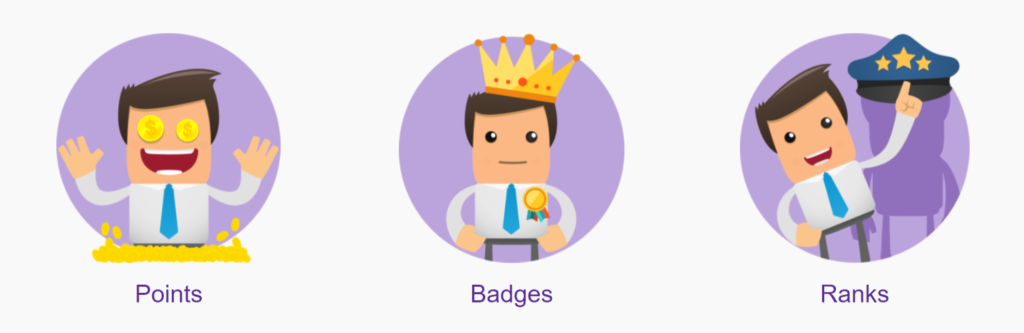 myCred Points, Badges, Ranks