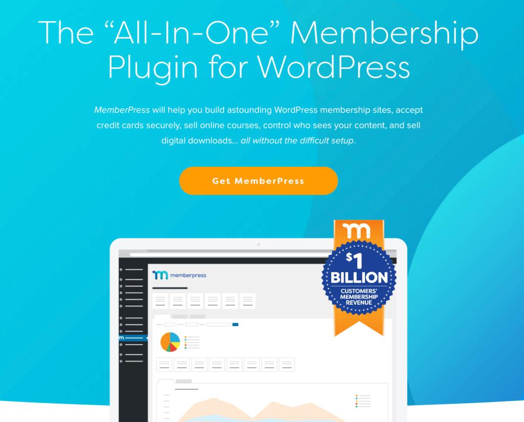 The MemberPress plugin.